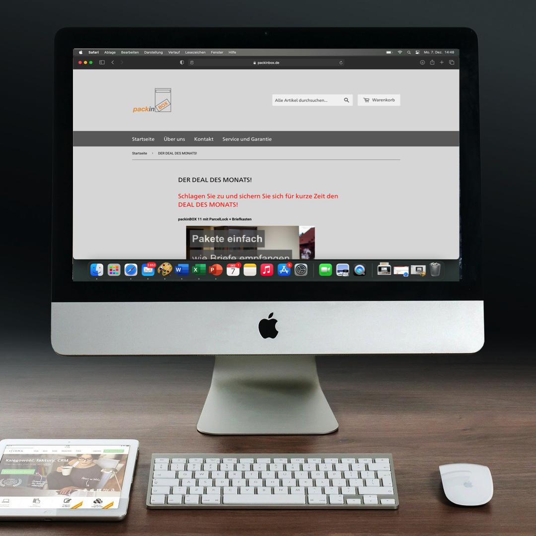 Computer, Social Media, Webseite